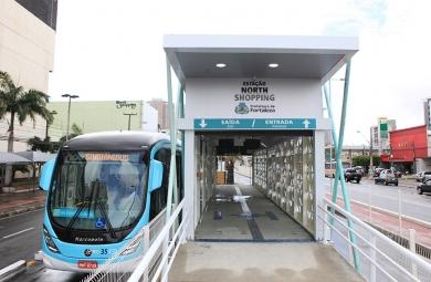 Linha 028 – Antônio Bezerra/Papicu passa a operar nas estações do corredor Expresso Fortaleza