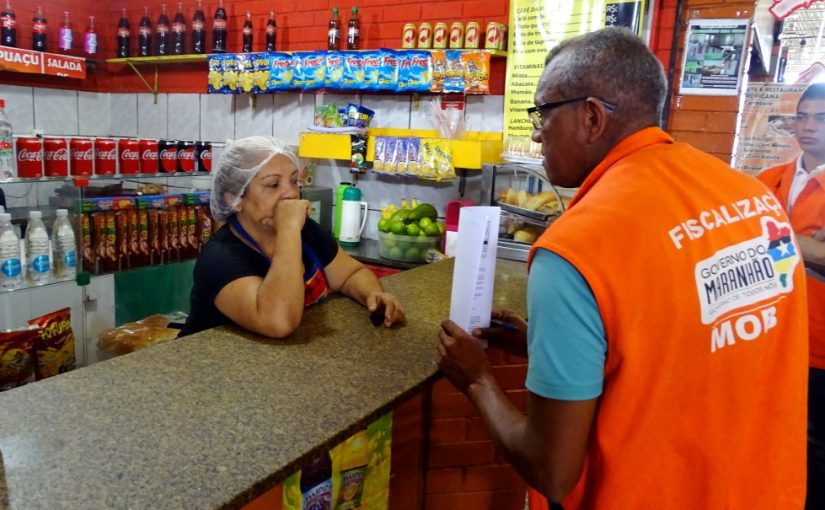 MOB realiza operação de ordenamento do Terminal Rodoviário de Passageiros