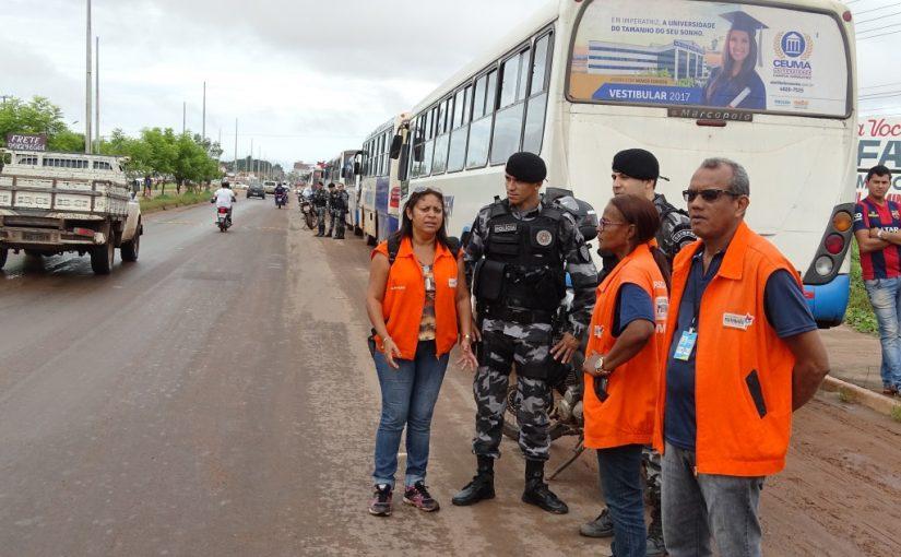 Ações da MOB na Região Tocantina resultam em veículos retidos e operadores do transporte complementar legalizados