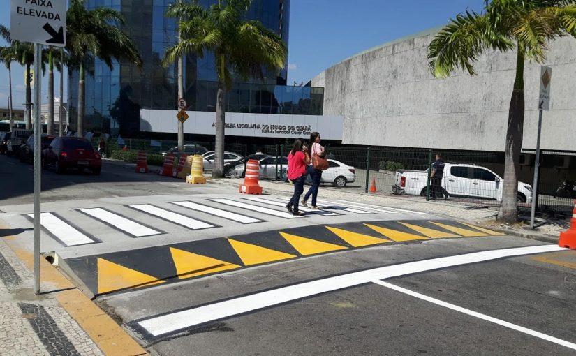 Fortaleza é referência em segurança viária na América Latina