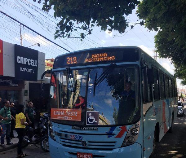 Linha 218 – Circular/Nova Assunção amplia itinerário no bairro Vila Velha