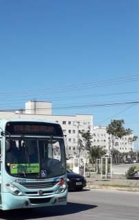 Etufor altera pontos e linhas na Avenida Alberto Craveiro
